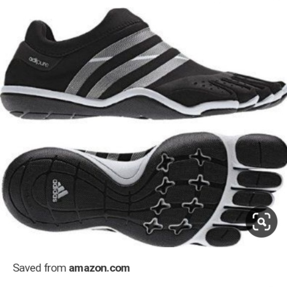 Adidas adipure five finger Barefoot Trainer shoe